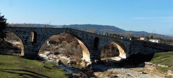 Pont Julien Provence France