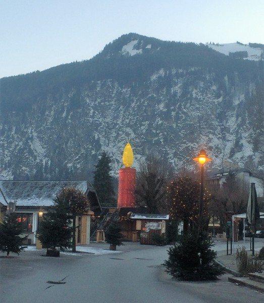 Christmas St Gilgen Austria