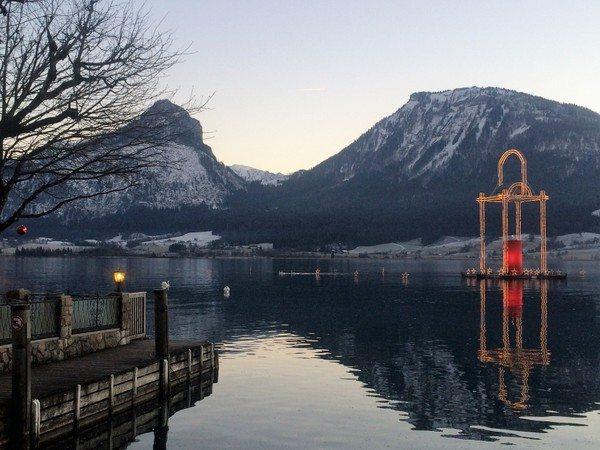Christmas St Wolfgang Austria