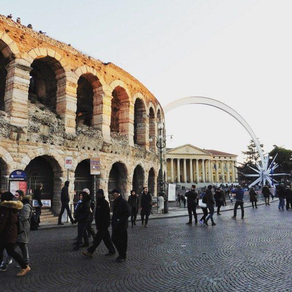Arena di Verona Verona Italy