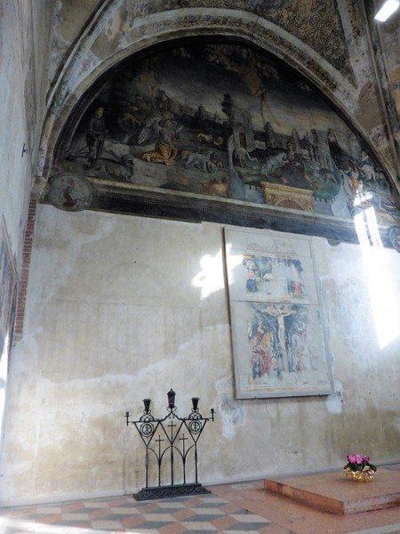 San Pietro Martire Verona Italy