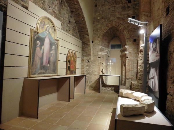 Museo dell'Opera del Duomo Siena Italy