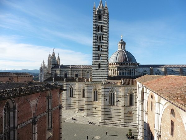 Siena Cathedral Italy