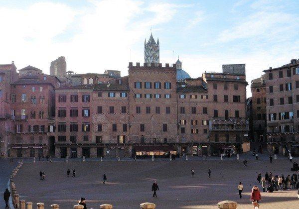 Piazza del Campo Siena Italy