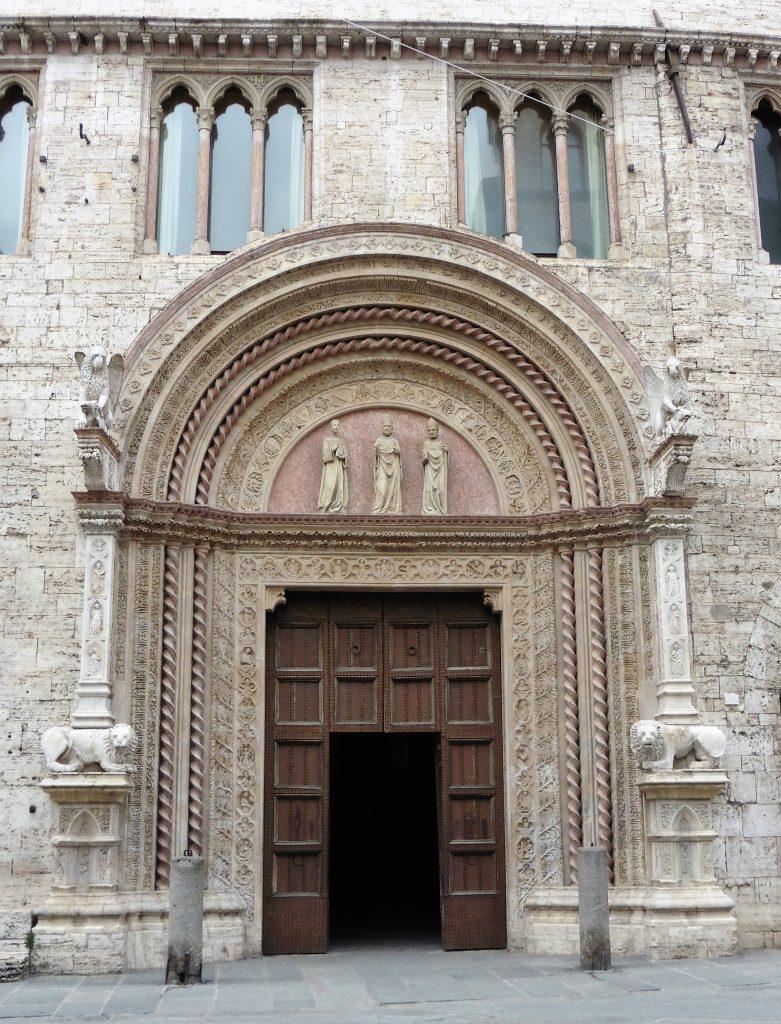 Perugia Duomo (Cattedrale Metropolitana di San Lorenzo) Italy