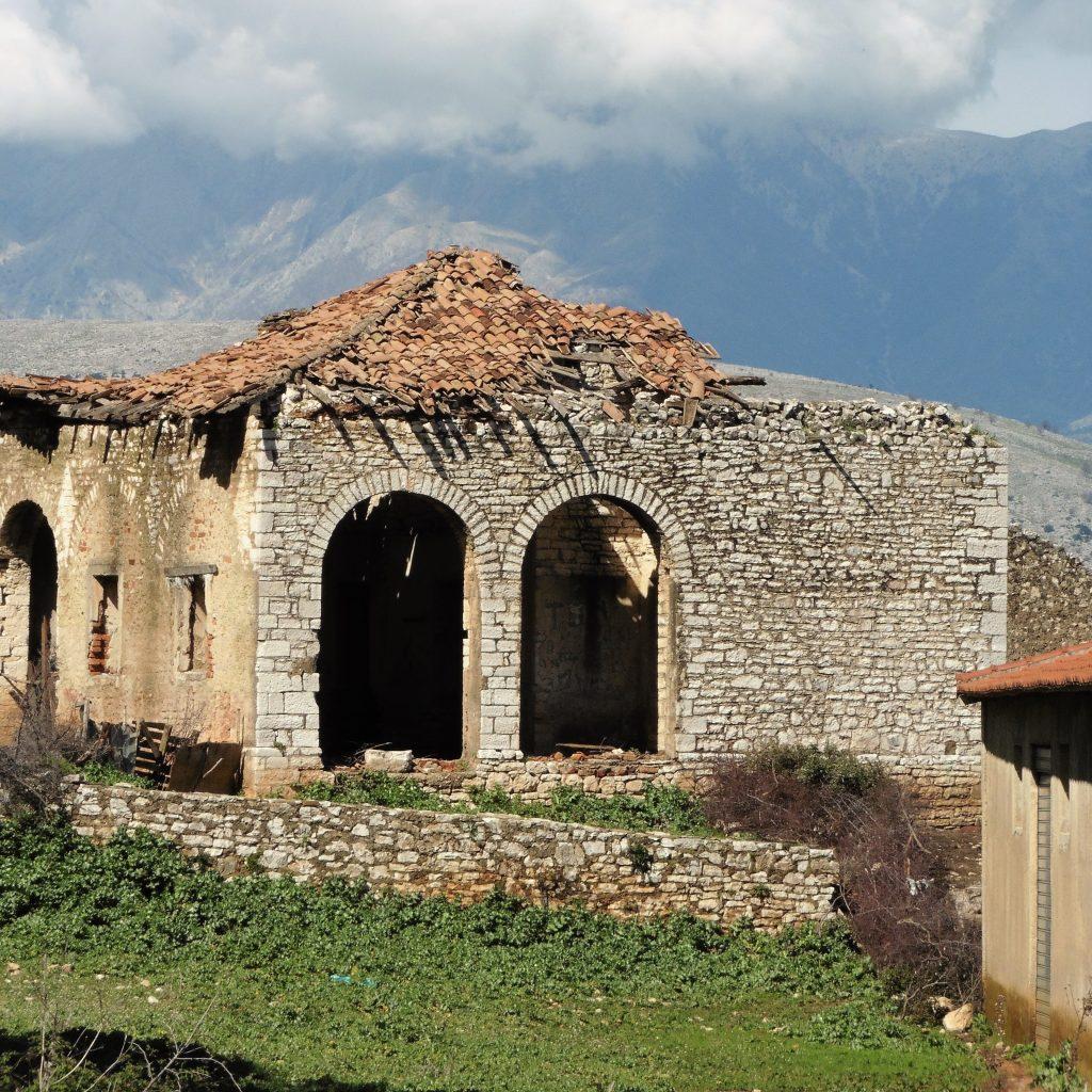 Abandoned Church Albania