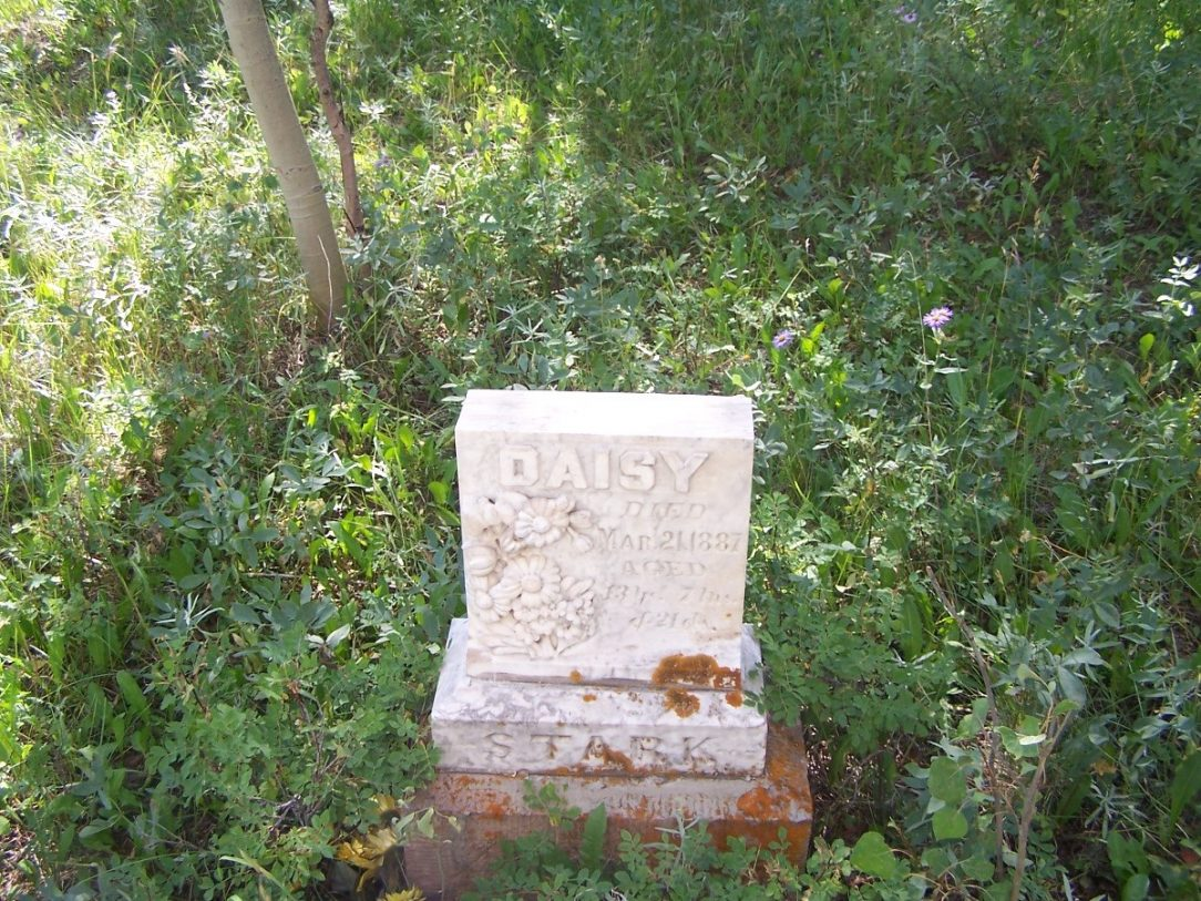 Como Cemetery, Colorado