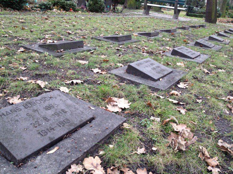 Friedhof der Sophiengemeinde, Berlin