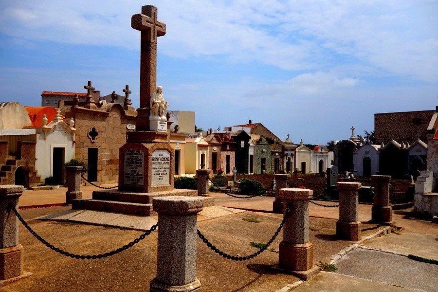 Maritime Cemetery (Cimetiere Marin), Bonifacio