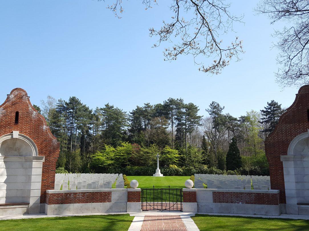 British War Cemetery, Heverlee