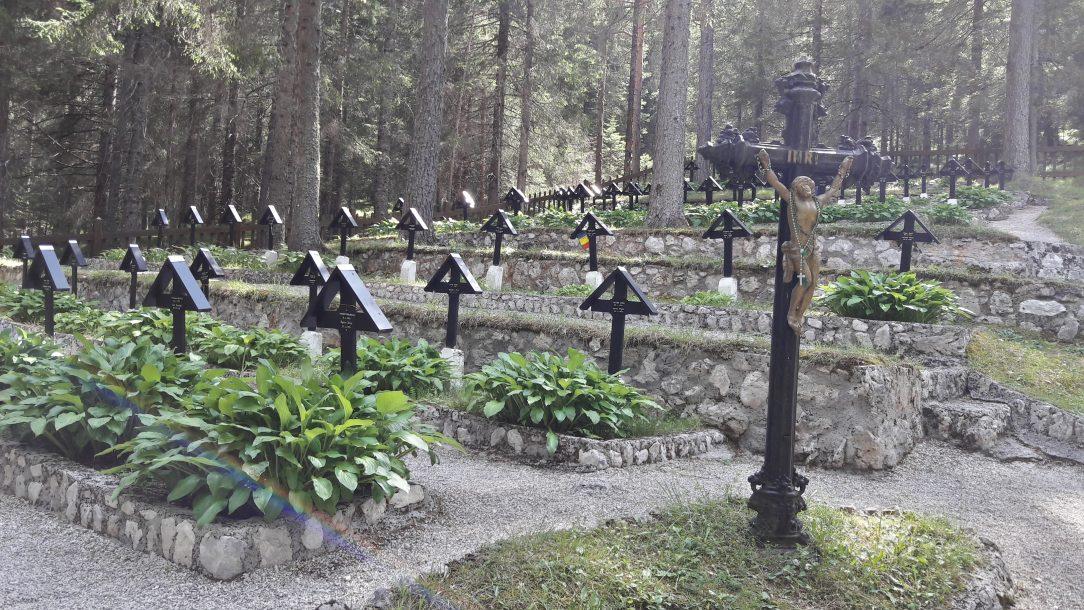 Nasswand WWI Cemetery