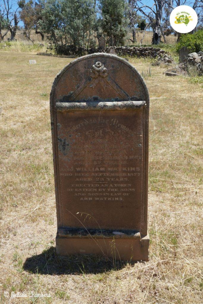 Gegegdzerick Cemetery NSW