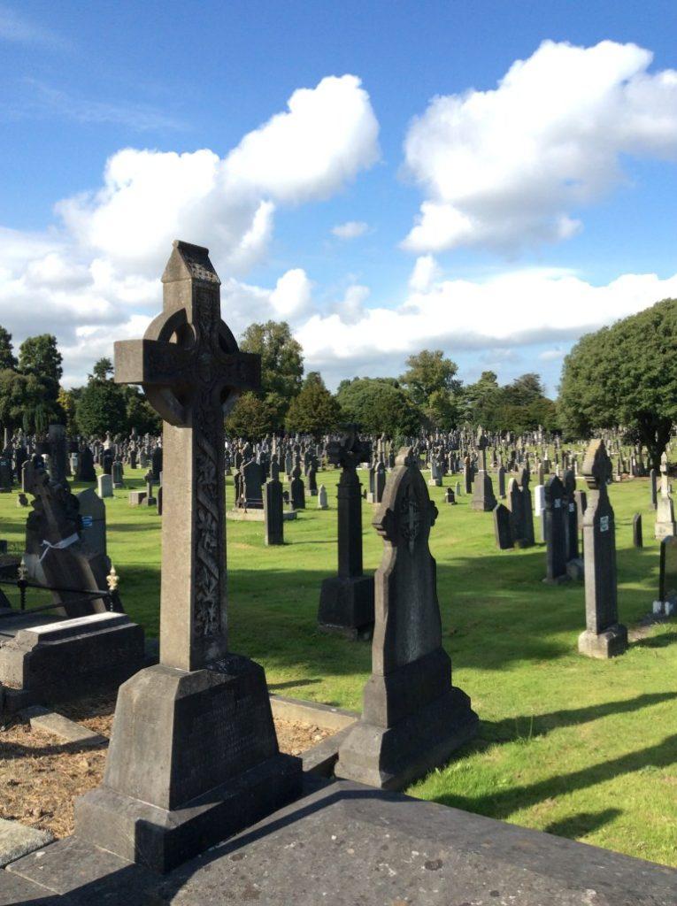 Glasneven Cemetery Dublin
