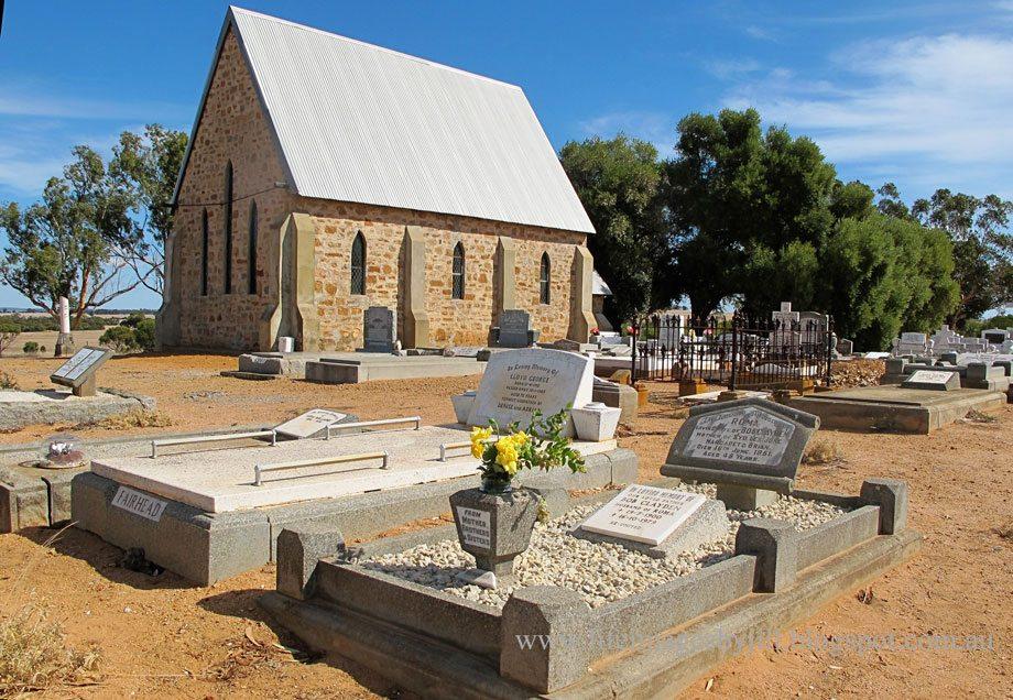 Mourambine Cemetery-WA