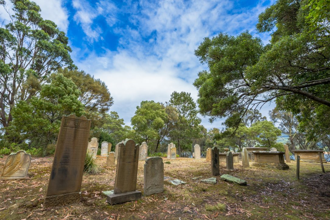 Isle of the Dead Tasmania