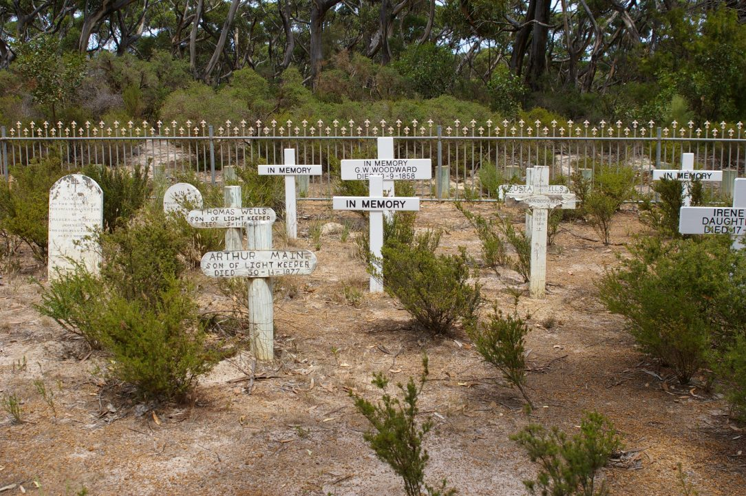 Kangaroo Island Cemetery