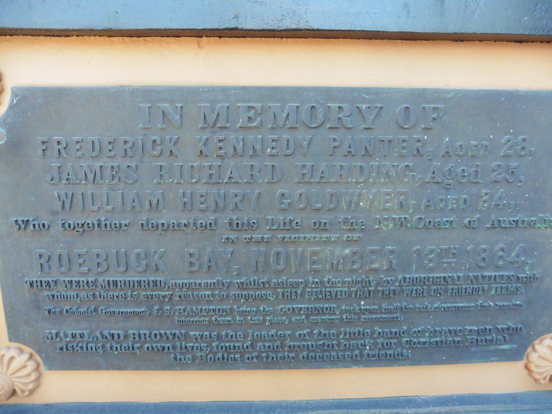 East Perth Cemetery WA