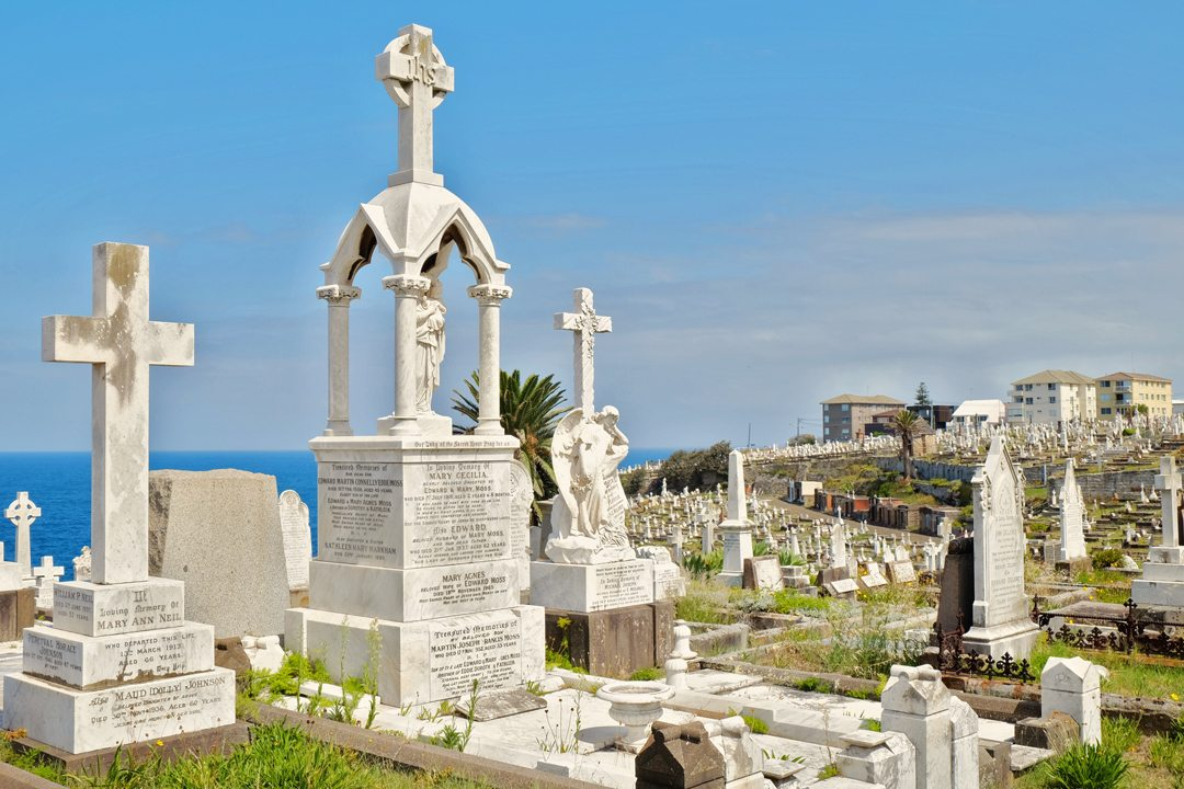 Waverley Cemetery NSW