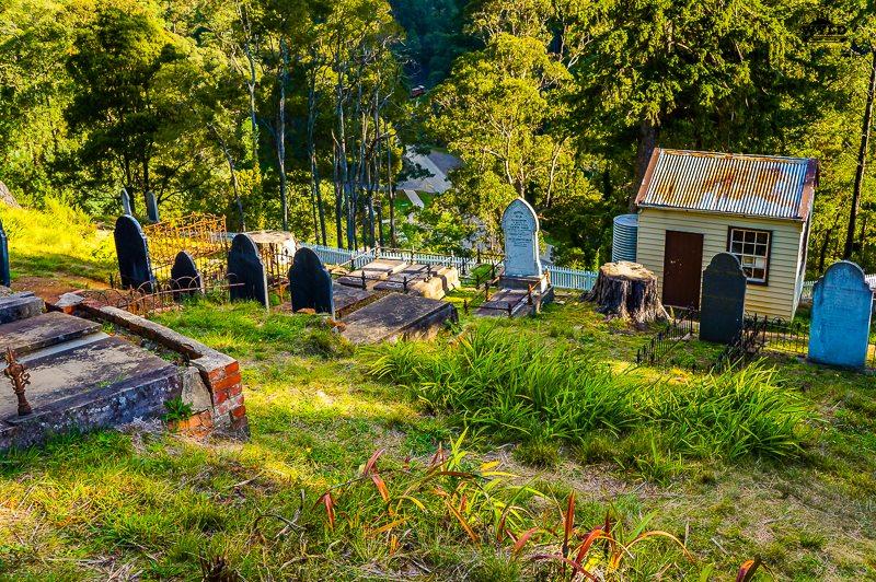 Walhalla Cemetery Victoria