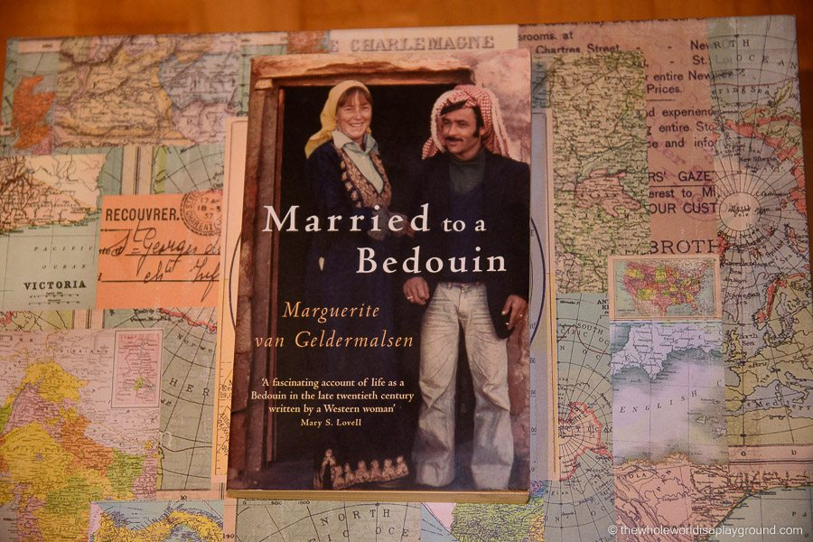 Amazing Book Discoveries- Married to the Bedouin
