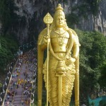 Hooked on the Batu Caves