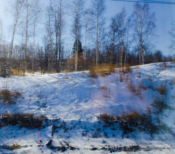 train to Irkutsk 2
