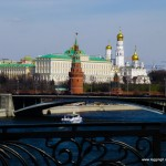 A Walk Around Moscow