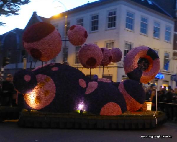 Keukenhof Flower Parade 2014