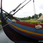 Couch surfing in Kolding to Viking Ship in Helsingor