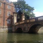 Bridge in Cambridge