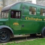 Chilling Chillingham Castle
