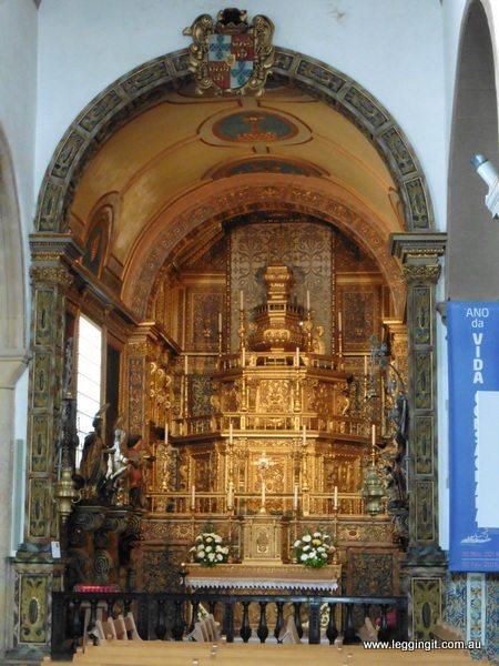 Faro Cathedral Portugal