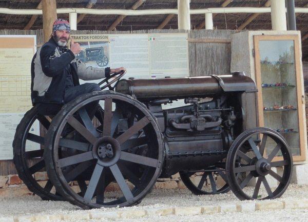 Traktor Story Museum, Poreč, Croatia