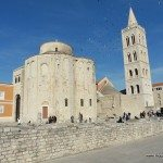 Wandering the Streets of  Zadar, Croatia