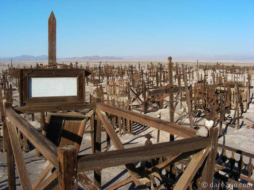Atacama Graveyard Chile