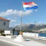 Vranjic to Trogir, Croatia