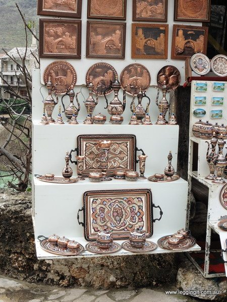 Copper Art from Mostar