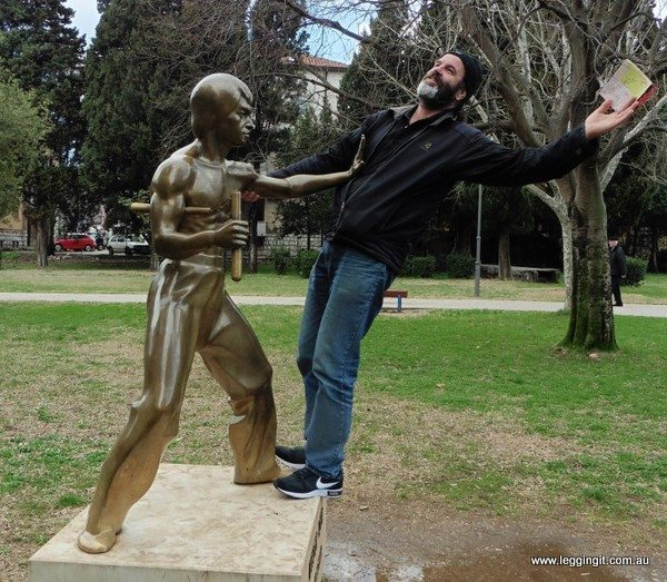 Bruce Lee Mostar
