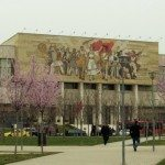 Walking Tour of Tirana, Albania