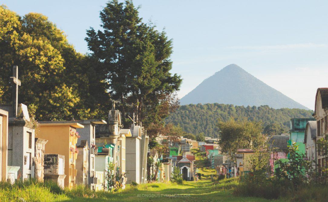 Xela Cemetery Guatamala