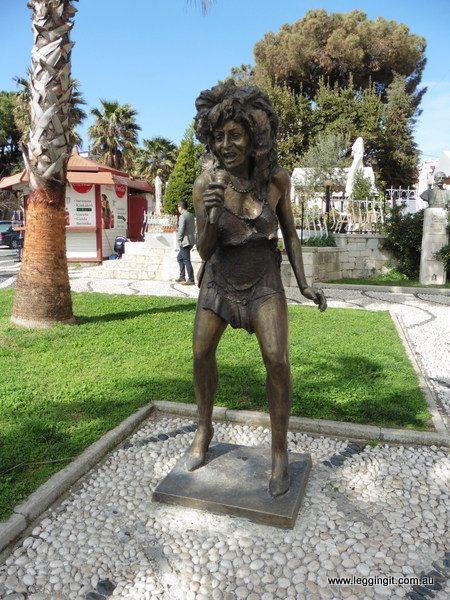 Tina Turner Durrës, Albania