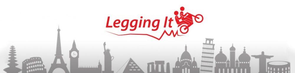 Legging It Branding