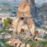 Mersin to Üçhisar Cappadocia