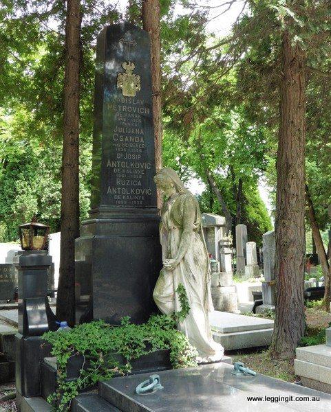 Zagreb Mirogoj Cemetery
