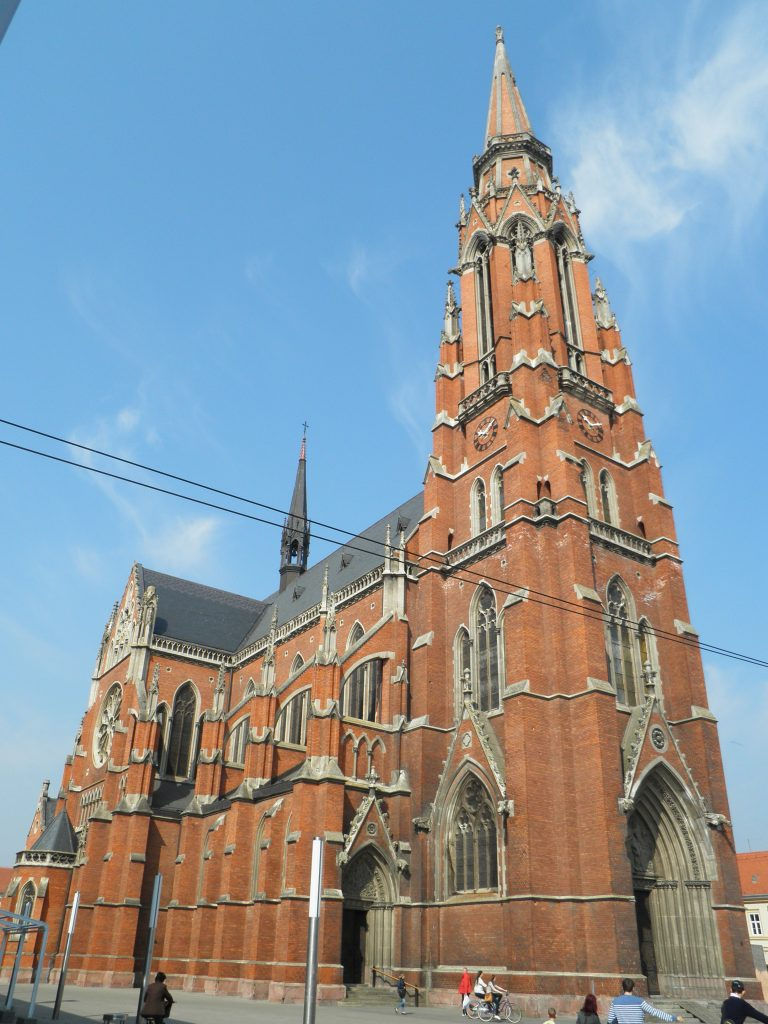 Church of Saint Peter and Paul Osijek