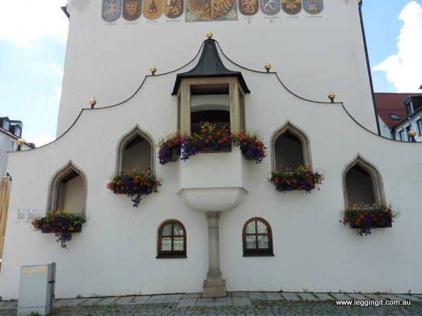 Rathaus Kempten Germany