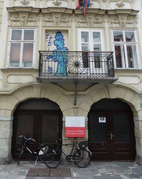 Ljubljana Graffiti Tour