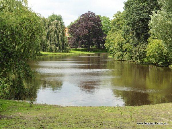Noorder-Plantsoen Groningen The Netherlands