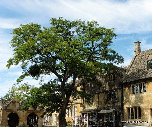 Chipping Camden The Cotswolds