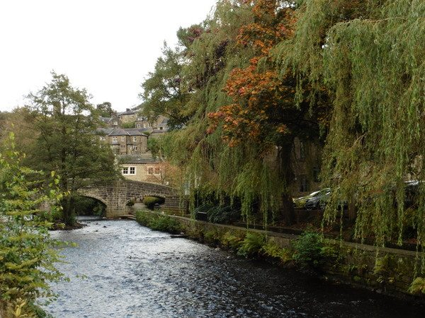 Hebdon Bridge England